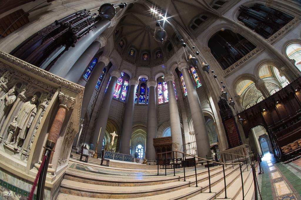 ►►► Cathedral of Saint John the Divine 紐約天主教教堂 ● DV ◄◄